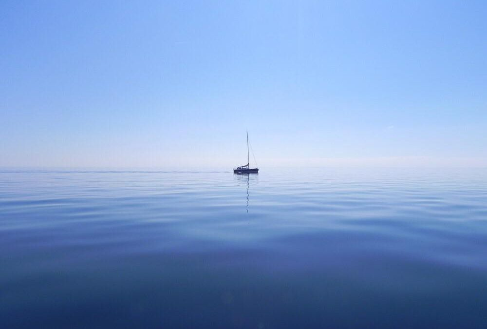 THE BLUE MIND: The Healing Power of Water